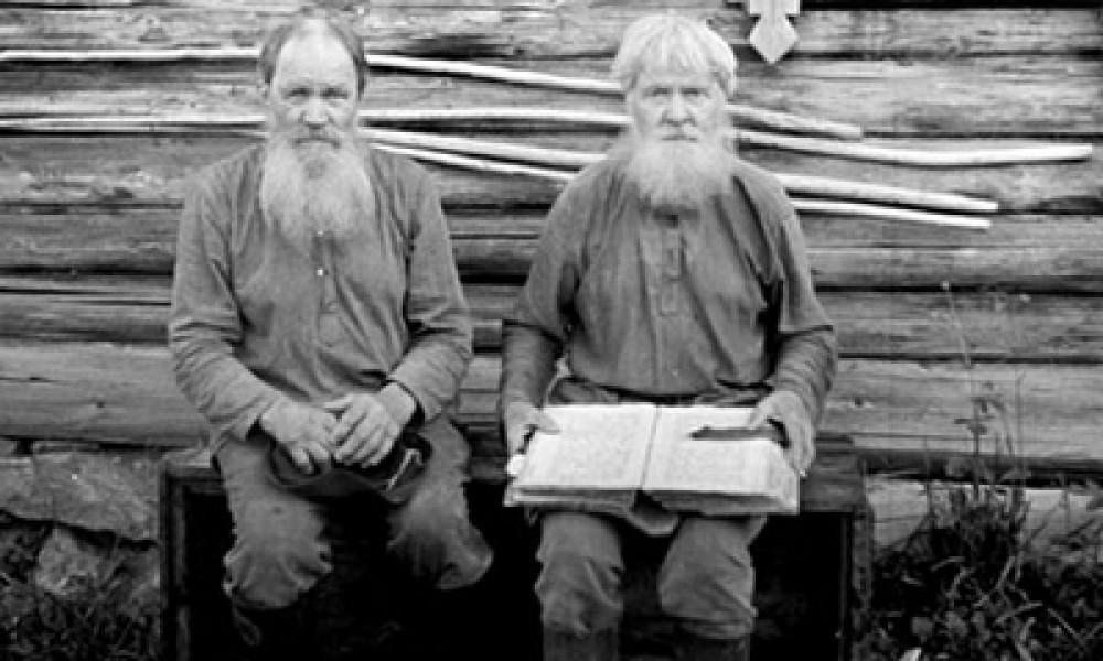 О баргузинских староверах