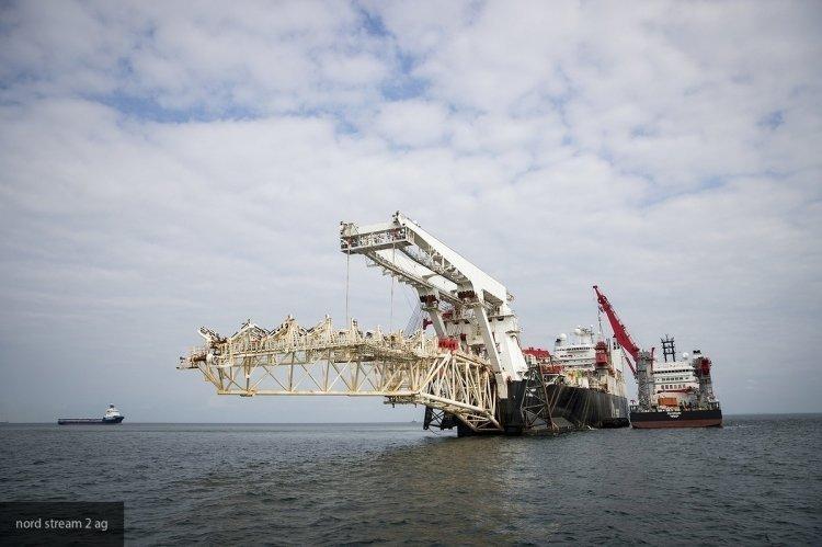 «Отыграть назад невозможно»: эксперт оценил резолюцию США против «Северного потока-2»