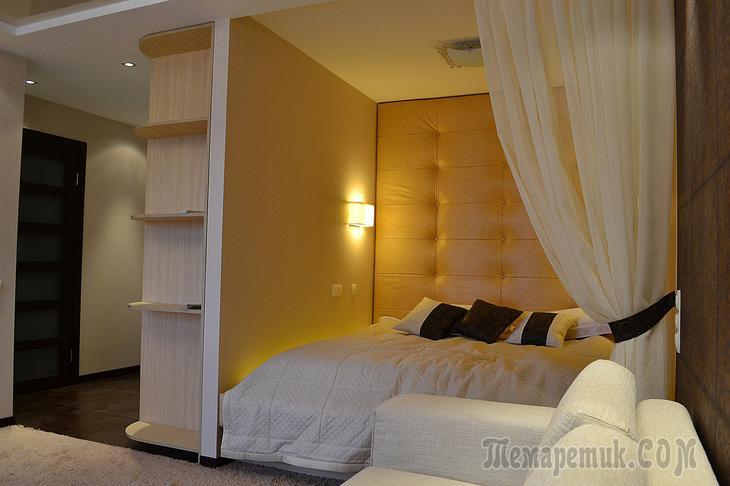 Интерьер малогабаритной квартиры 36м2