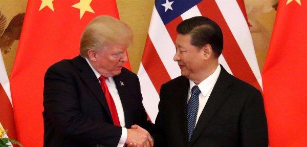 Трамп заставил Китай сдаться