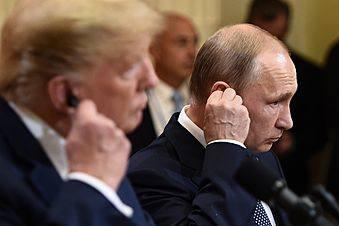 Трамп с нетерпением ждет второй встречи с Путиным