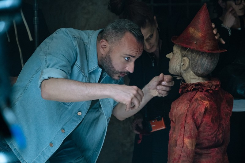 Костюмы Массимо Кантини Паррини к фильму Маттео Гарроне «Пиноккио»