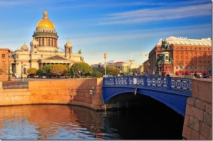 15 интересных фактов о мостах Санкт-Петербурга