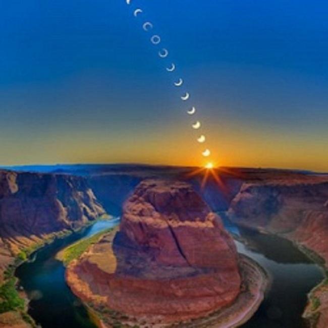 13 июля - Солнечное затмение.
