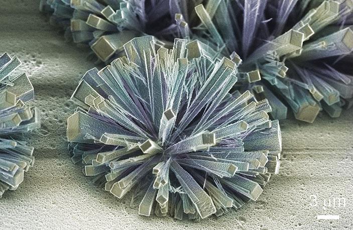 Алмазные иглы из углеродного «льда»