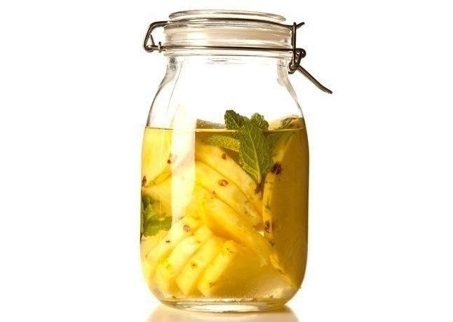 Ананас с водкой для похудения отзывы и рецепт
