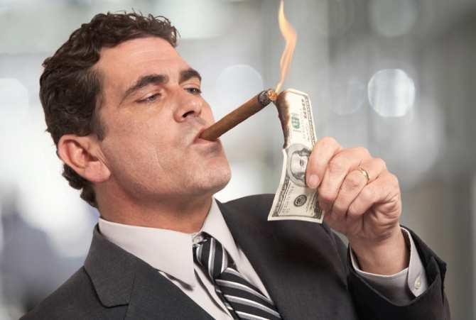 Российские богачи тратят на …