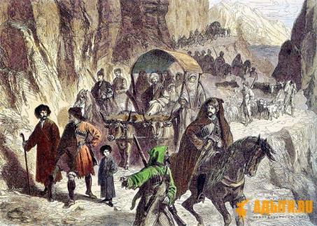 «Черкесский вопрос» — один из таранов турецкой антироссийской политики на Кавказе