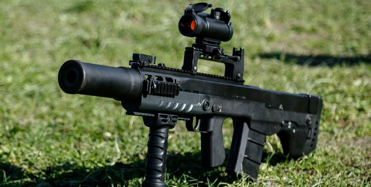Вот это пушка! Встречайте новое супероружие спецназа