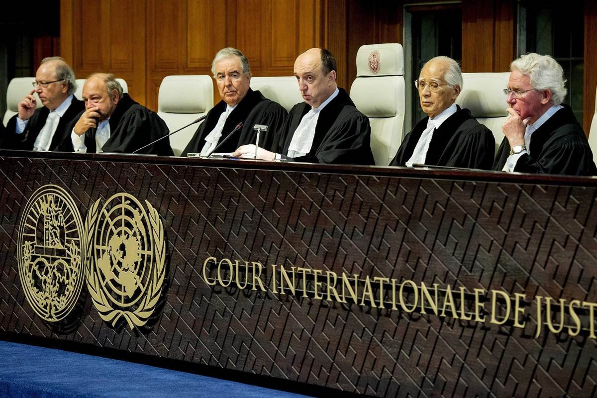 Решения Гааги и Стокгольма разрушают судебную стратегию Украины
