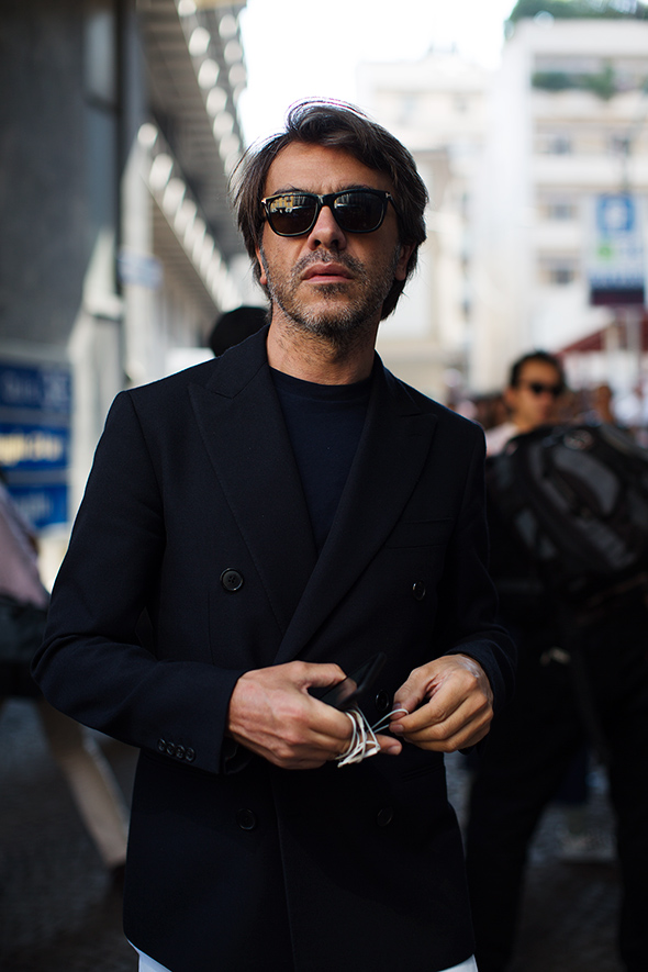 On the Street…Parisian Chic, Paris