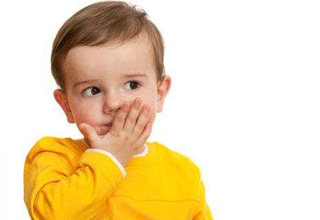 Заговорить заикание у ребёнка: