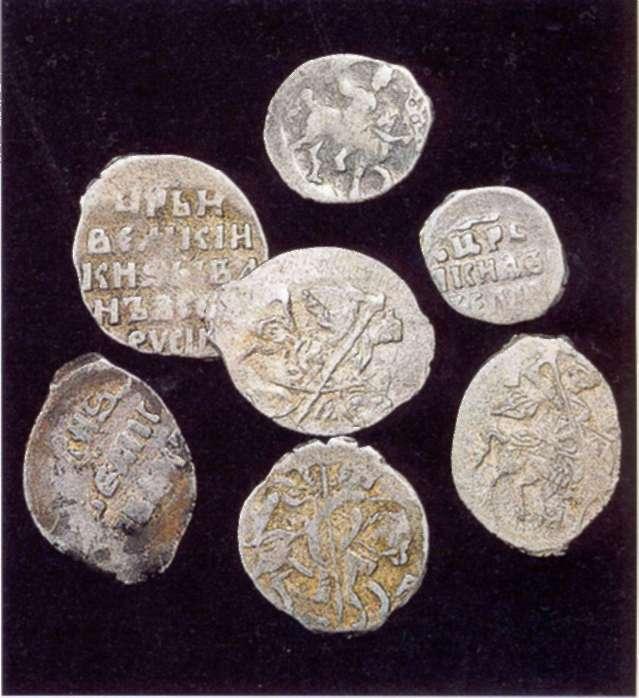 Чем расплачивались в Древней Руси