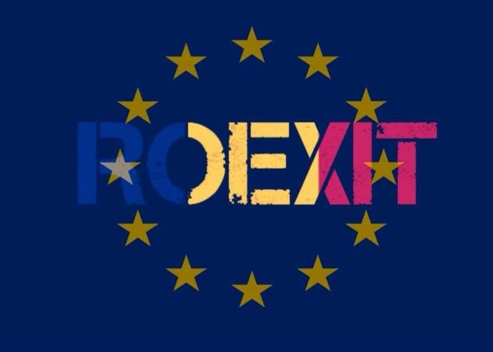 Из «Brexit» в «Roexit»: в Румынии призвали к выходу из Евросоюза