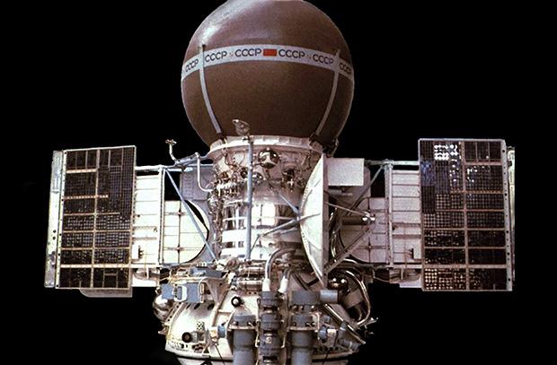 Советский спутник Венеры