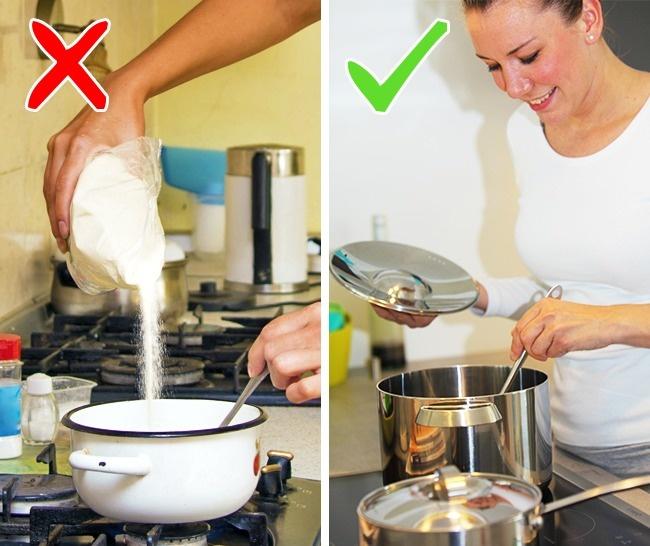 13 хитростей, которые вдвое сократят время на готовку