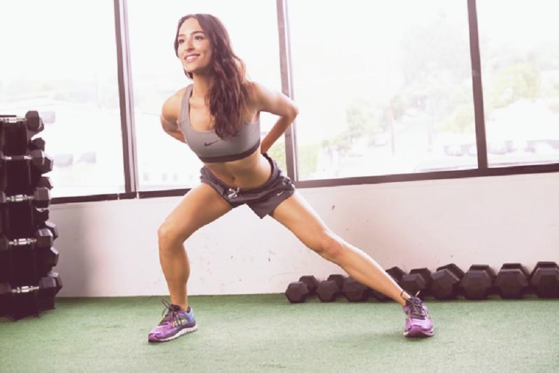 Нескучная кардио тренировка: сжигаем жир не выходя из дома