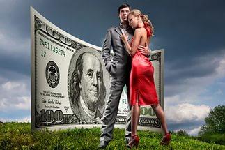 Мужской комплекс денег