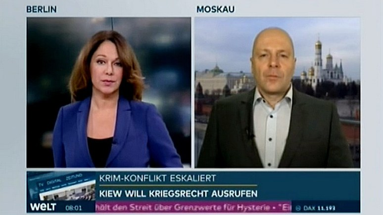 Welt: провокация в Керченском проливе даст «непопулярному» Порошенко отсрочку от выборов