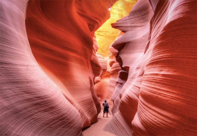 ОЧередная прогулка по красивейшему каньону мира