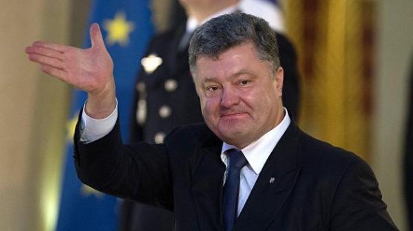 Президент Украины перепутал …