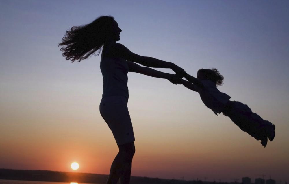 Мать-одиночка: не менять же …
