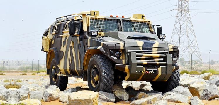 """Компания Streit предлагает клон бронеавтомобиля """"Тигр-М"""""""
