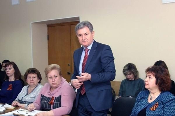 Глава администрации Новочеркасска назначил нового заместителя
