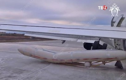 Названа вероятная причина инцидента с самолетом в Якутстке