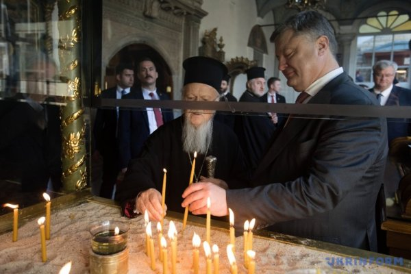 Признание «киевского патриархата» будет сравнимо с ядерным взрывом