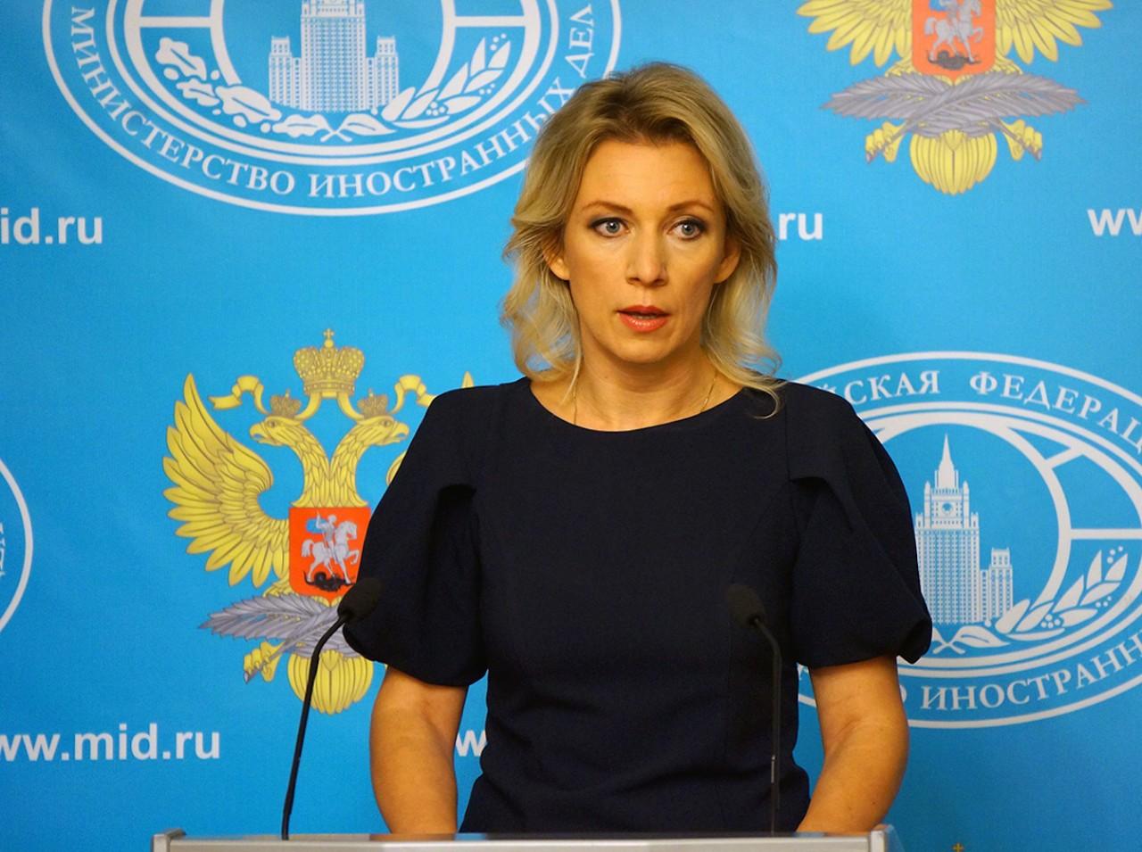 В МИД сообщили о передаче послу США документа о невмешательстве России и США в дела друг друга