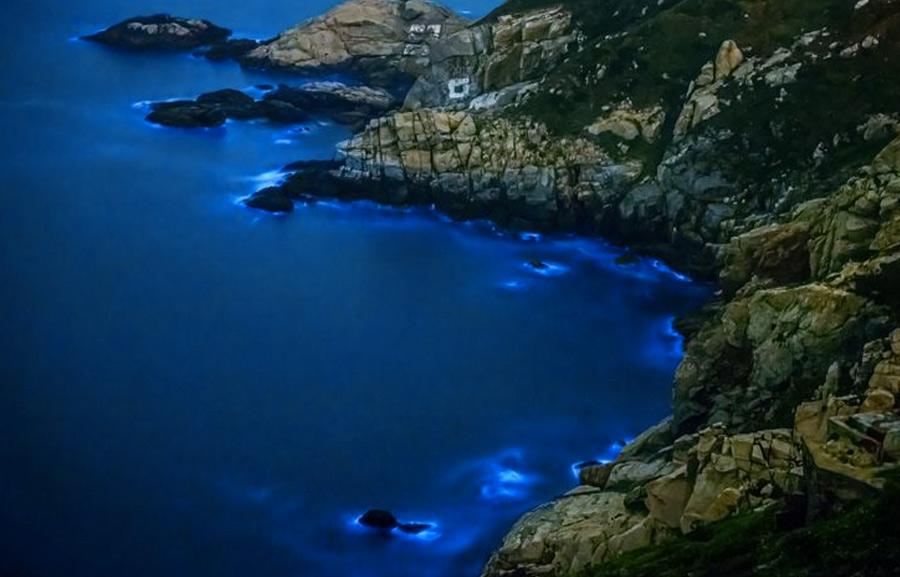 Удивительные заливы мира