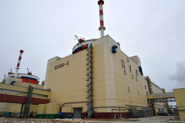Запущен в работу четвёртый энергоблок Ростовской АЭС