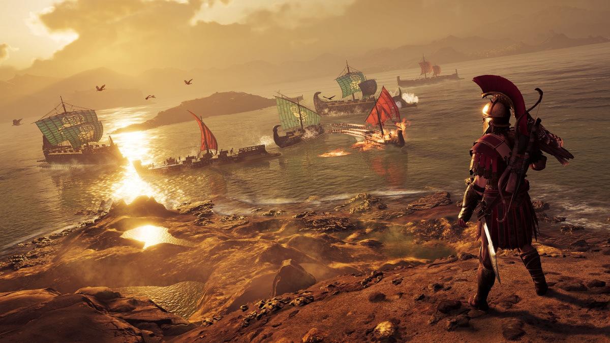 Неправильная одежда и фантастические статуи — специалист по Древней Греции разбирает Assassin's Creed: Odyssey