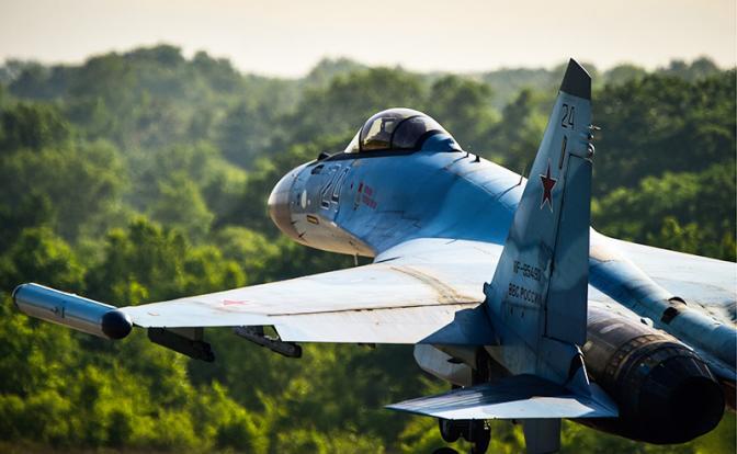 «Русский НЛО» с ракетами не оставит шансов F-35