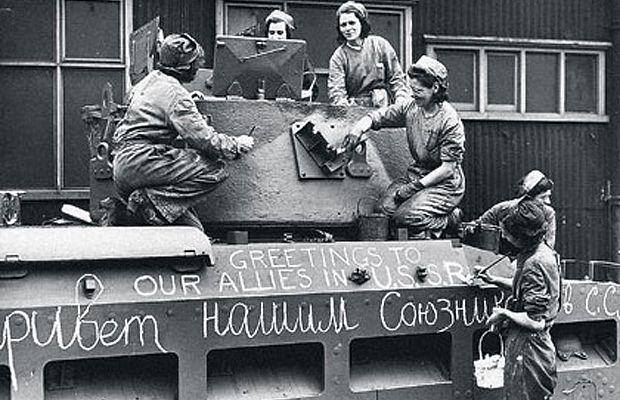 «Краснозвездные иностранцы». Иностранные танки в армии СССР