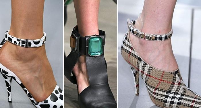 модная обувь из войлока