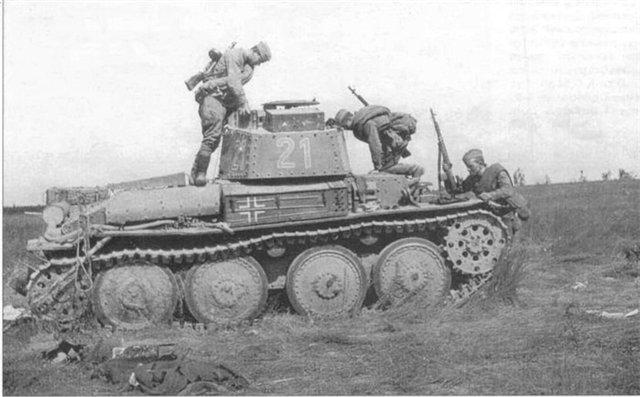 Необычные способы борьбы с танками во время Великой Отечественной войны