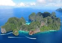 Красивейшие острова рядом с Паттайей