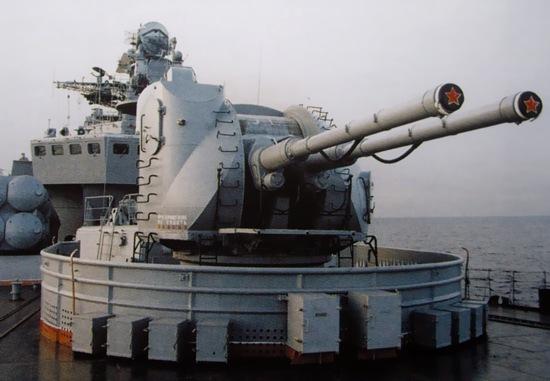 Какая российская пушка «выкосит» эсминцы США