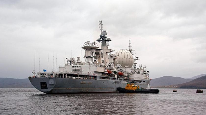 Самый секретный корабль РФ вернулся из отпуска