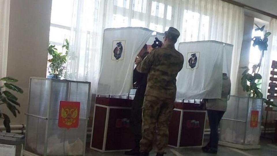 «Давление на солдата-избират…