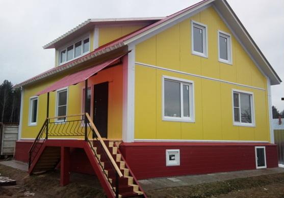 Продаю жилой дом г.Ногинск, д.Молзино, Горьковское шоссе 35 км от МКАД, 160 кв.м., участок 7 соток