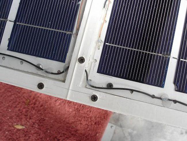 Как сделать маленькую солнечную батарею своими руками 95
