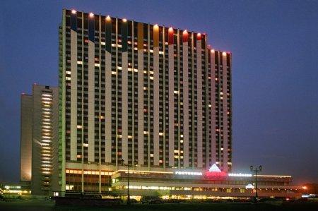 Гостиница Измайлово «Бета» Москва