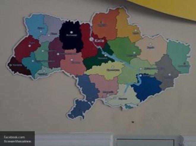 Соседи поделят Украину как п…
