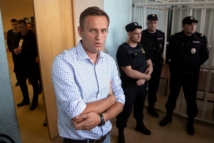 Разгром московской оппозиции
