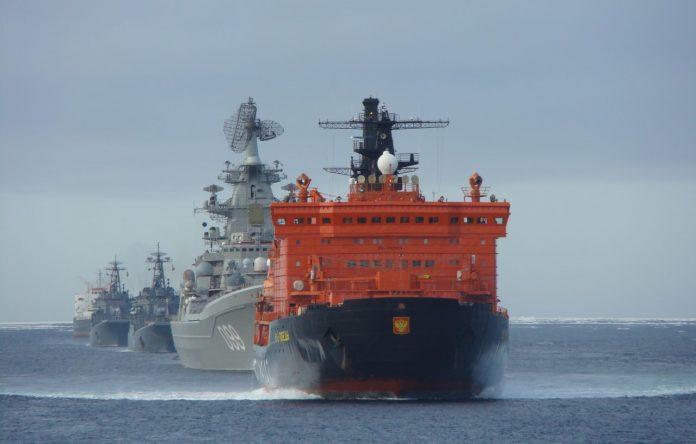 США собираются отхватить у России часть Арктики