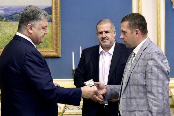 Порошенко назначил своим постпредом вКрыму Бориса Бабина
