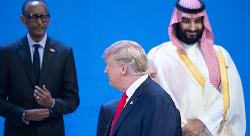 Трампа уличили в передаче яд…